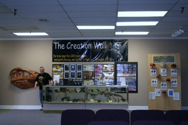The Creation Wall