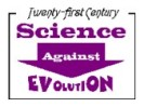 CreationLetter.com Featured as ScienceAgainstEvolution.org's Website of the Month